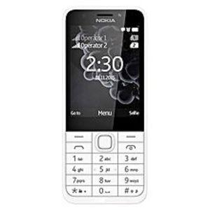 MicrosoftNokia 230 - 6MB Ram - 230 - Silver