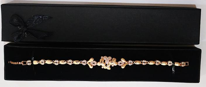 Gold Bracelets for Girls and women Charm Bracelets Artificial Jewellery