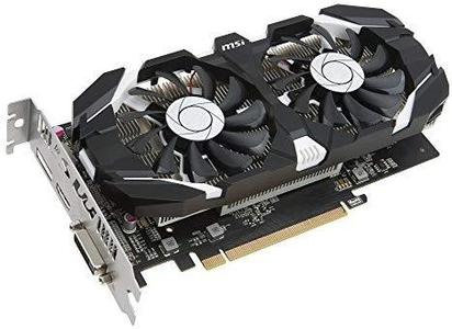 MSI GeForce GTX 1050 Ti 4GB GDRR5 DirectX 12 Dual Fan OC