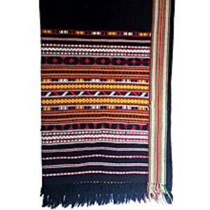 Narmo GudazPink Acrowool Handmade Shawl for Unisex