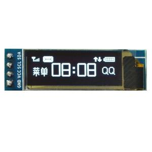 0.91 Inch OLED Display Module 12832 LCD Screen IIC I2C Serial Port For Arduino
