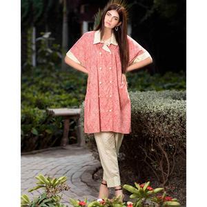 SITARA STUDIO Sapna Collection 2019 Multicolor Lawn 2PC Unstitched Suit For Women - 6105 B