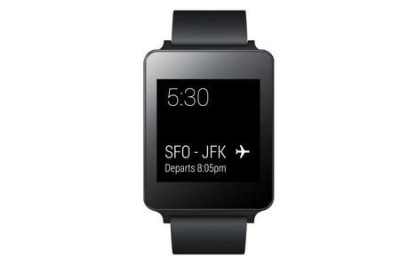 Smart Watch LG W-100 Android Wear