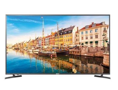 Samsung NU7100 - Smart 4K UHD LED TV - 40 - Black