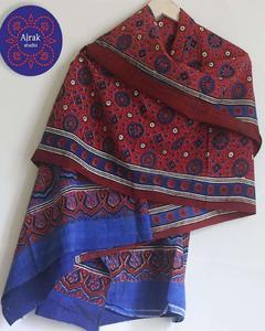 Multi Color Sindhi Ajrak 00009