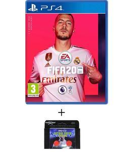 PLAYSTATION 4 FIFA 20 - Standard Edition PS4 GAME PLUS KONTROL FREEK