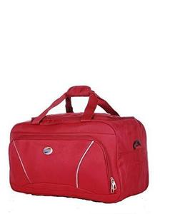 VISION DUFFLE RED 57