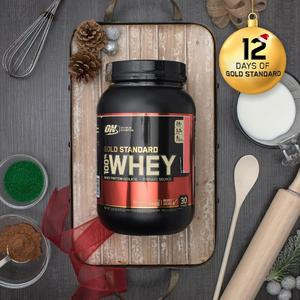 0f087f817 ON - 2 LB WHEY PROTEIN - GOLD STANDARD 100% ISOLATE POWDER - (907 GRAMS)  FLAVOUR  DOUBLE RICH CHOCOLATE MADE IN THE USA - EXP 2020