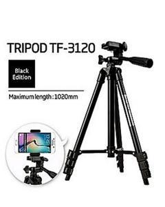 Tripod camera & mobile stand 3120 black