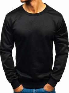 EXPORTED Quality sweatshirt for men, mens sweatshirts, black sweatshirt, grey sweatshirt (Black)