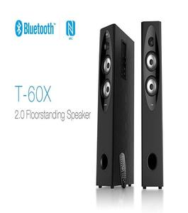 Hi Fi Sound System T60X - Black