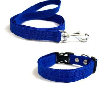 Nylon Collar + Lead ( SMALL SIZE )
