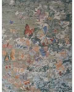 MIX MODERN ABSTRACT RUG TK- 14911 SIZE: 4'.1''X6'.3''