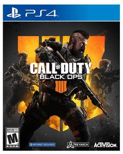 Call of Duty: Black Ops 4 - Standard Edition - Playstation 4