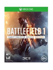 XBOX ONE DVD BATTLEFIELD 1 DELUX EDITION