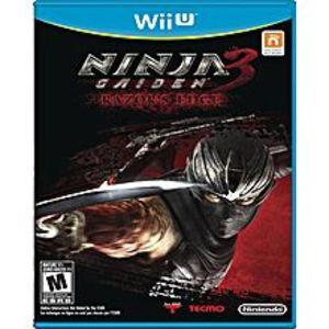 TecmoNinja Gaiden 3: Razor's Edge - Wii U