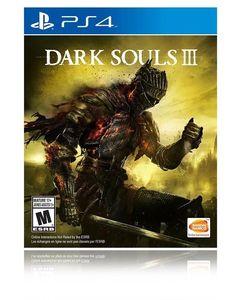 Sony Dark Souls 3 - PS4