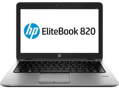 "HP EliteBook 820 G1 - 12.5"" - Core i5 4300U - 4GB RAM - 320GB HDD Webcam"