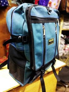 Luggage and travel - school bag - unisex - blue