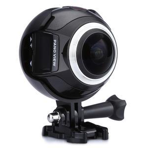 V1S Waterproof 4K Ultra HD 0.96'' WiFi 360° Panoramic Digital VR Camera Sport DV