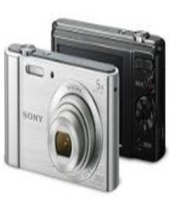 Dsc-W800 Compact Camera With 5X Optical Zoom