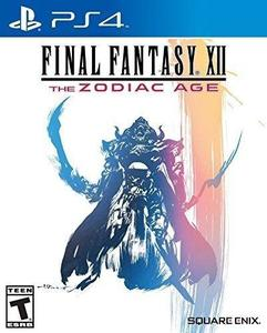 Final Fantasy XII, The Zodiac Age, 1 PS4-Blu-ray Disc