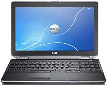 DELL Latitude E6530 15.6 Intel Core i5 i5-3230M 2.60 GHz 4GB RAM 320GB HDD Windows 10 Pro LED LAPTOP