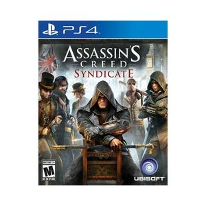 Sony Playstation 4 Dvd Assassin Creed Syndicate Ps4 Game
