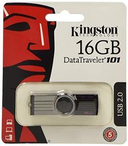16 GB _ Kingston USB One Year Return Warranty