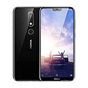 Nokia6.1 Plus 4Gb-64Gb - 5.8 Inches - Black