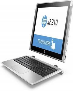 HP x2 210 G2 1.44 Ghz Intel Atom 6th Gen- 4GB RAM - 64GB SDD