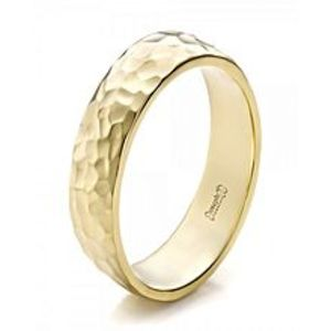 Suchi Products Gold Plated Challa Ring Men