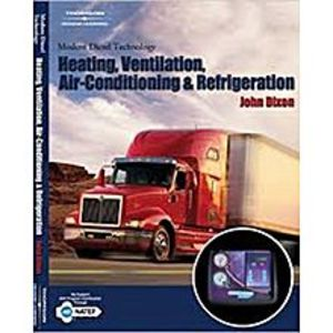 Paramount Books (PVT) LTD Modern Diesel Technology: Heating, Ventilation, Ac And Refrigeration (Pb) 2006