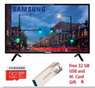 1 Samsung Nu5300 5 SERIES Flat Full Hd Led Smart Tv - 43 Inches - Uhd - With All Andriod Features Included With 32 Gb Free Usb Gift, Free Wall Monut, 2 Years Warranty