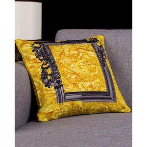 Multi Color Cotton Canvas UNI-8 Cushion Cover