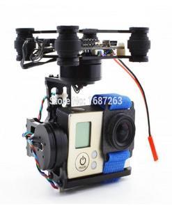 FPV 3 Axis Brushless Gimbal For DJI Phantom GoPro 3 4