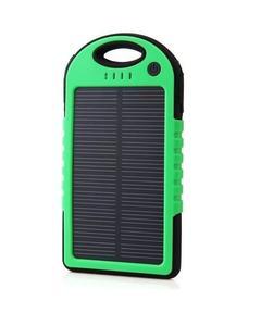 Solar Powerbank 20000mAh - Green