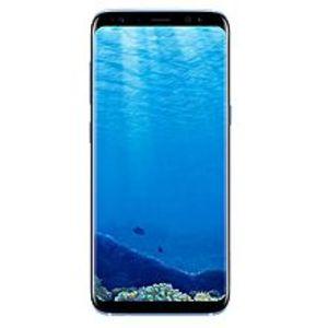 "SamsungGalaxy S8 - 5.8"" Super AMOLED Touchscreen - 4GB RAM - 64GB ROM - Fingerprint Sensor - Coral Blue"