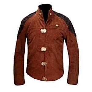 TASHCO ClothingBrown Leather Jacket