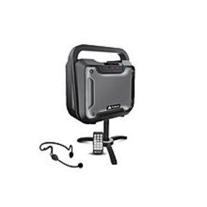 AudionicWireless Rechargeable TW-10 Taraweeh Speaker - Black