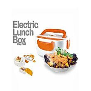 Genie.pkElectric Lunch Box - Orange