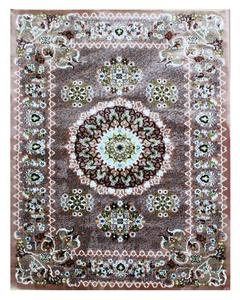 Silky Traditional Rug - Synthetic - 4X6 - Pink