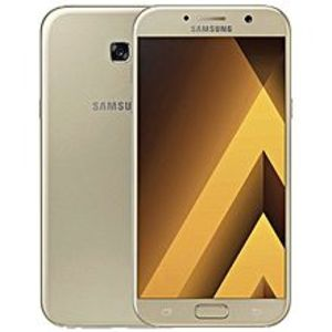 "SamsungGalaxy A3 - 4.7"" - 2GB - 16GB - 13MP - Gold WITH FREE SAMSUNG ORIGNAL SENCER FLIP COVER"
