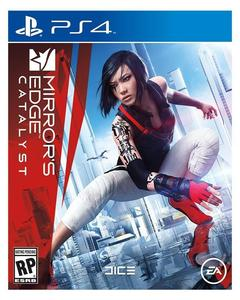 PLAYSTATION 4 DVD Mirror's Edge Catalyst - PS4 GAME