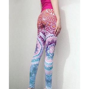 b12d983238b7d Ombre Digital Printed Leggings - Tights For Women - Yoga Pants - Gym Pants  - Leggings