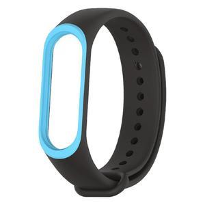 TE Mijobs Watch Strap Soft Silicone Bracelet Wristband For Xiaomi Mi band 3