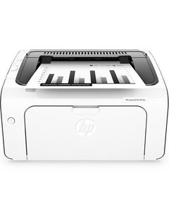 HP LaserJet Pro M12a Printer - White