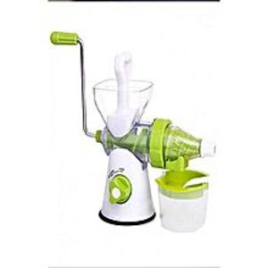 everyone choice3 In 1 - Handy Juicer, Meat Mincer & Grinder - Green & White