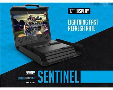GAEMS Sentinel Pro Xp 1080P Portable Gaming Monitor for Xbox One X, Xbox One S, PlayStation 4 Pro, PlayStation 4, PS4 Slim