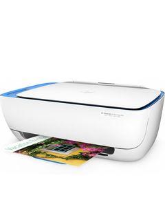 HP DeskJet 3635 Ink Advantage Wireless All-in-One Color Printer - White